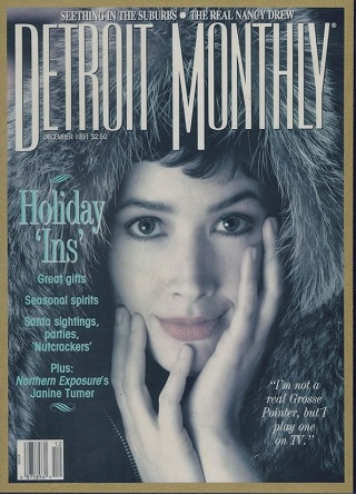 Detroit Monthly Magazine